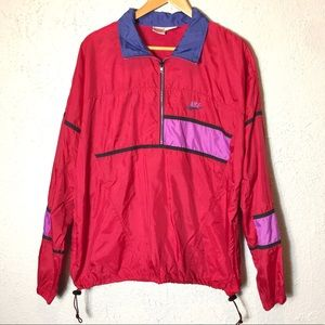 Vintage Nike Pullover Windbreaker Jacket